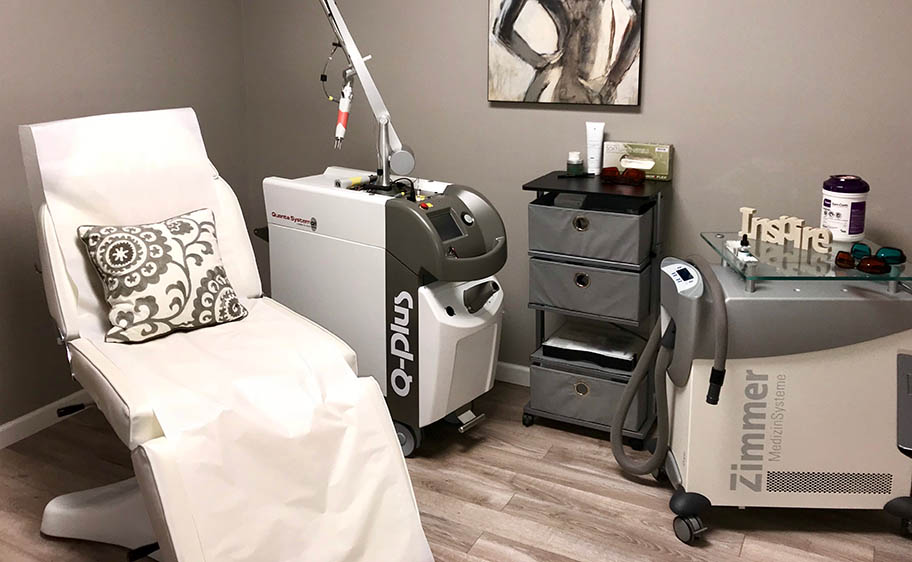 PicoSure Vs Quanta Q-Switch Technology For Laser Tattoo Removal